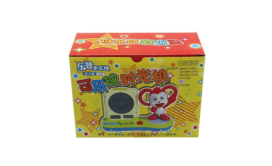儿童电子产品包装盒