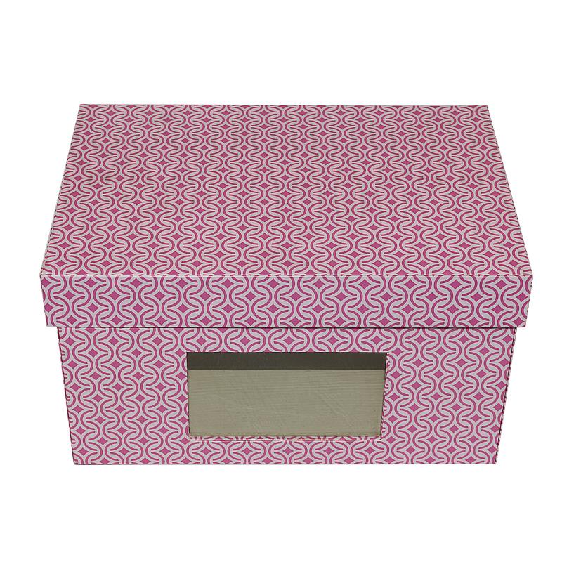 天地盖礼品手工盒