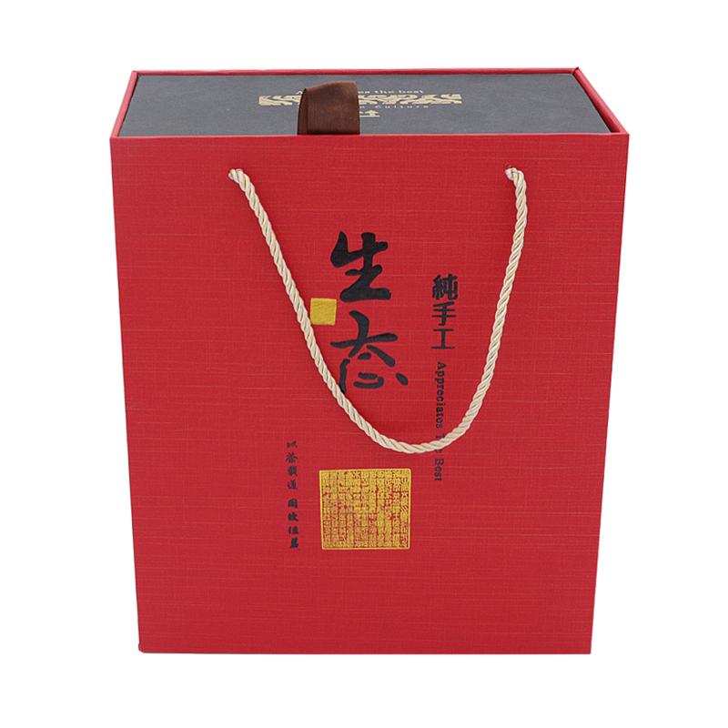 抽屉式精美礼品手工盒 厂家定制精品手工盒