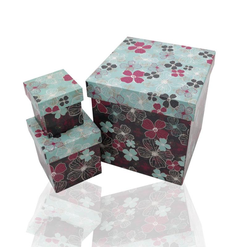 厂家定制高质量收纳盒,套盒