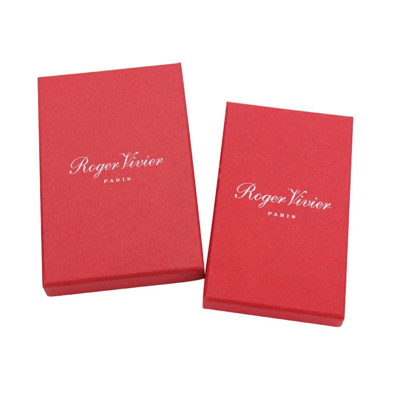 红色牛皮纸盖盒,包装盒