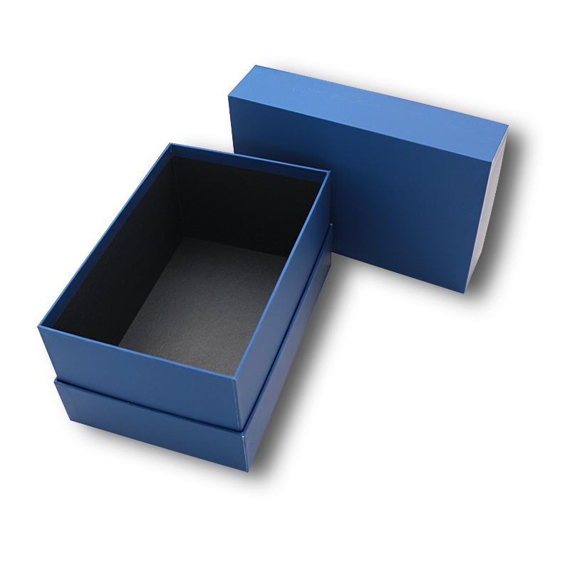 柔软触感天地盖手工包装盒、礼品盒