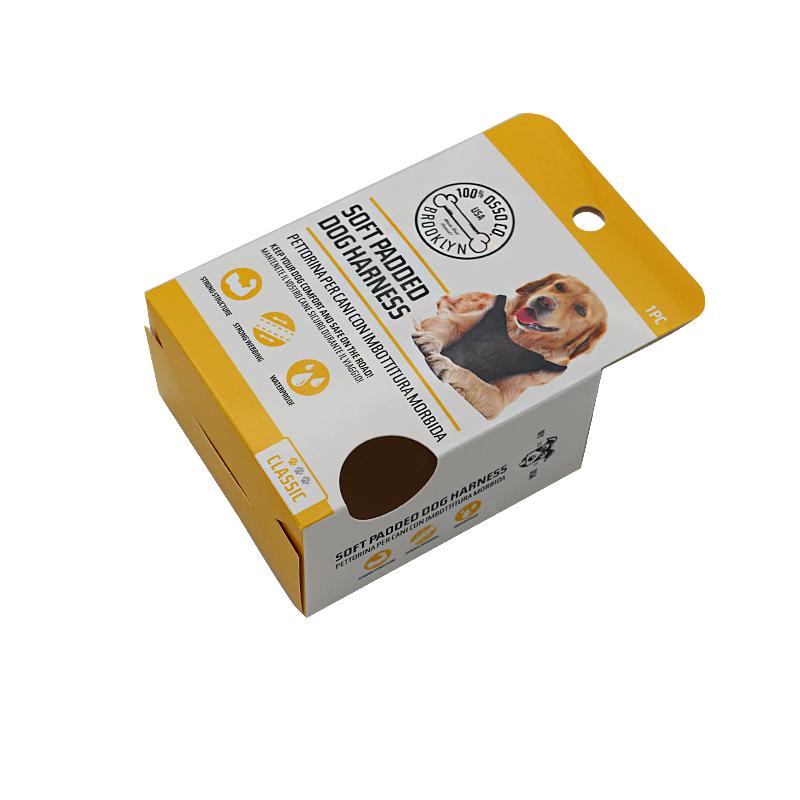宠物圈链包装彩盒、卡盒,厂家定制