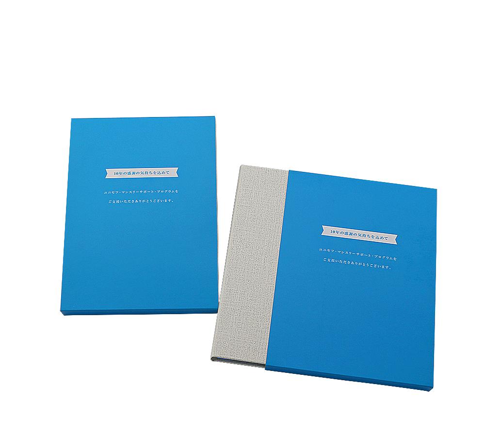 硬质量纸质相框,相框封套定制印刷