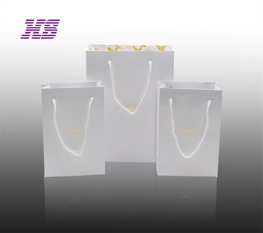 覆光胶膜定制logo,手提袋印刷厂家定制