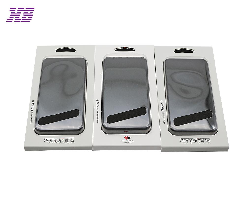 手机壳吸塑卡包装,EVA内托包装,翻盖折叠卡包装