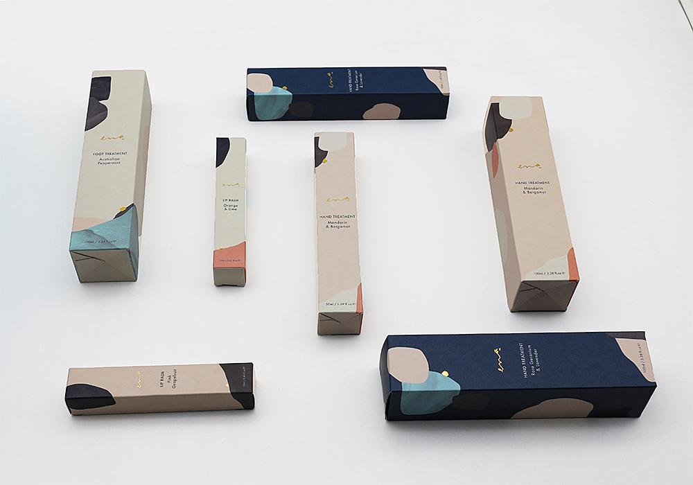 东莞宏昇定制特种纸包装盒,石头纸定制,可印刷烫金logo