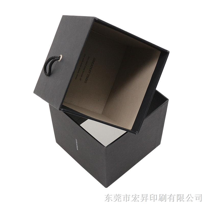 厂家定做天地盖礼品包装盒抽屉纸盒翻盖礼品盒上下盖牛皮纸盒定制