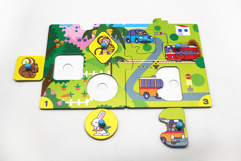 厂家定制桌游包装手工盒棋盘代币印刷卡片印刷可定制logo