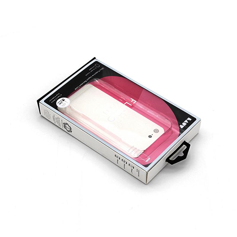 高质量透明吸塑手机壳包装,厂家定制logo