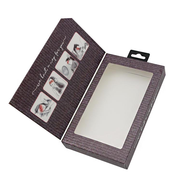 高质量透明吸塑包装彩盒,厂家定制