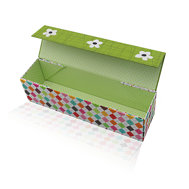 各种礼品异形盒设计与制作