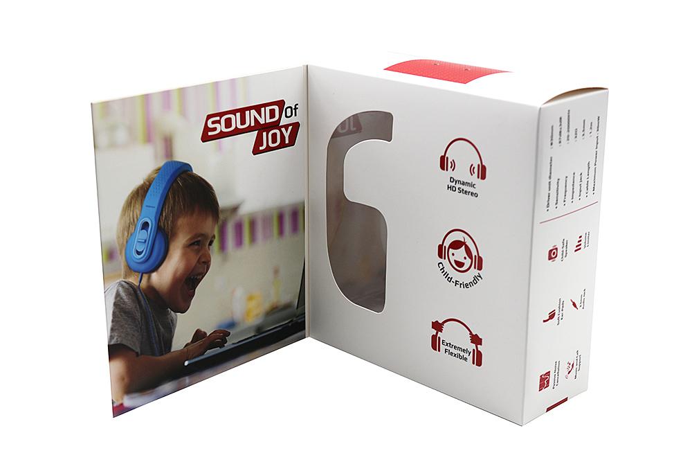 专业定制耳机包装盒