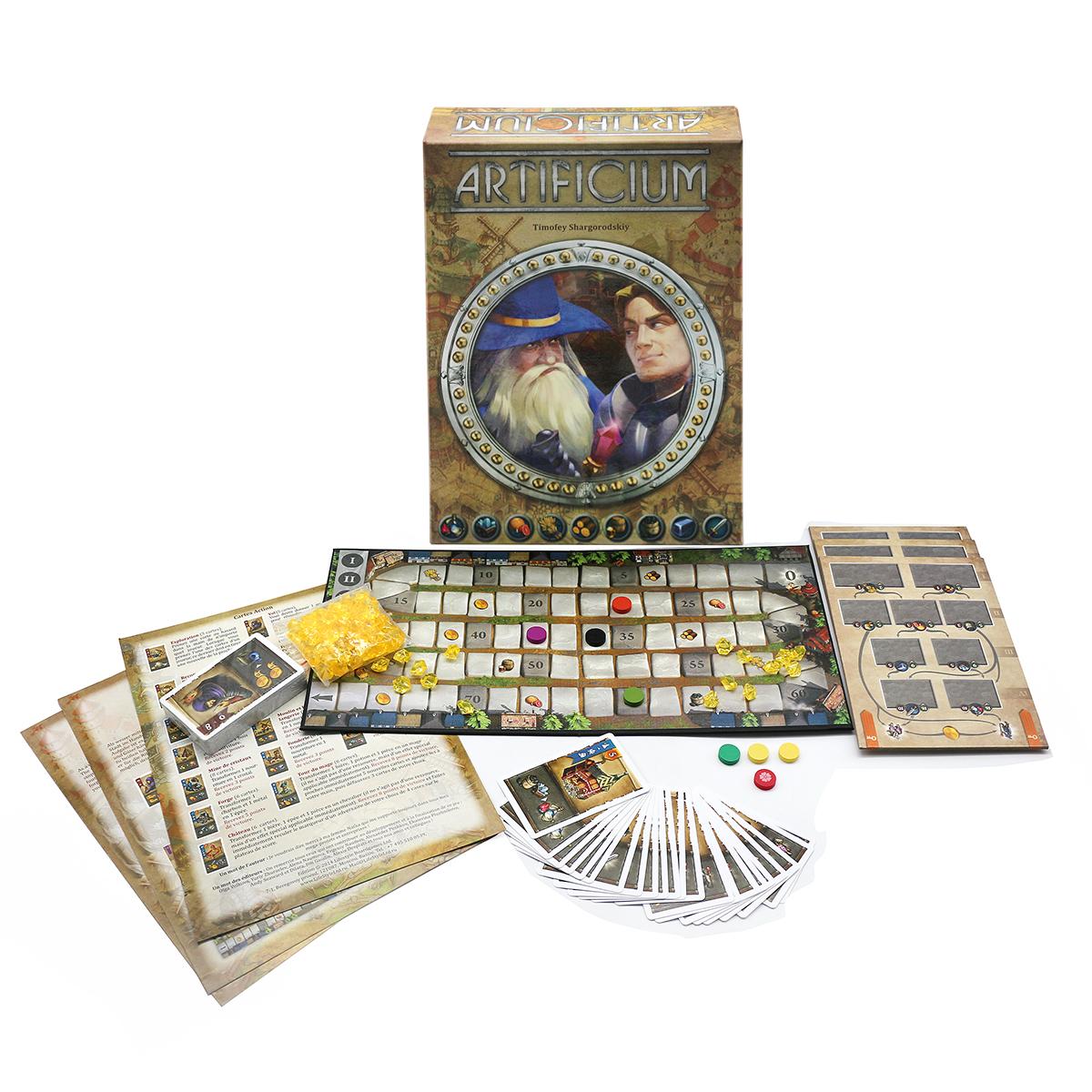 桌游专业卡牌定制家庭聚会桌游套装桌面游戏棋盘代币全套定做印刷