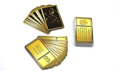 专业定制儿童游戏卡片