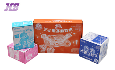专业定制游戏玩具瓦楞盒
