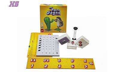 加工定制儿童桌游玩具