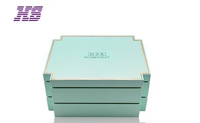 专业加工定制化妆品包装盒