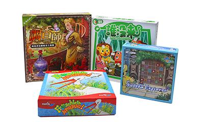 厂家定制桌游棋盘代币骰子套装
